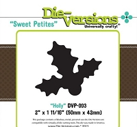 Die-Versions Die - Sweet Petites - Holly