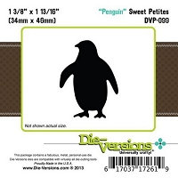Die-Versions Die - Sweet Petites - Penguin