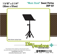 Die-Versions Die - Sweet Peties - Music Stand