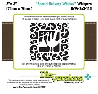 Die-Versions Die - Whispers - Special Delivery Window