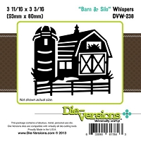 Die-Versions Die - Whispers - Barn