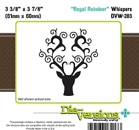 Die-Versions Die - Whispers - Regal Reindeer