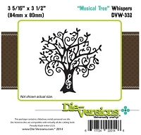 Die-Versions Die - Whispers - Musical Tree