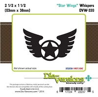 Die-Versions Die - Whispers - Star Wings