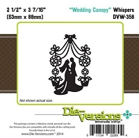 Die-Versions Die - Whispers - Wedding Canopy
