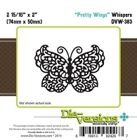 Die-Versions Die - Whispers - Pretty Wings