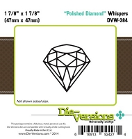 Die-Versions Die - Whispers - Polished Diamond