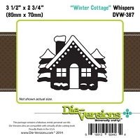 Die-Versions Die - Whispers - Winter Cottage