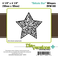 Die-Versions Die - Whispers - Delicate Star