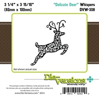 Die-Versions Die - Whispers - Delicate Deer