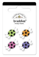 Doodlebug Braddies - Tricky treats