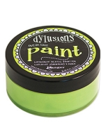 Ranger - Dylusions paints - Fresh Lime