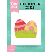 Echo Park - Designer Dies - Egg Hunt Die Set