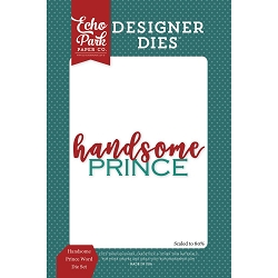 Echo Park - Designer Dies - Once Upon A Time Prince Handsome Prince Die