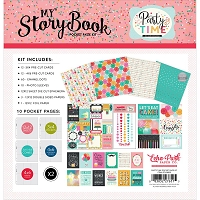 Echo Park - Party Time Collection - Pocket Page Kit
