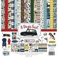 Echo Park - A Dog's Tail Collection  - Collection Kit