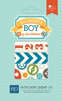 Echo Park - All About A Boy Collection - Washi Tape :)