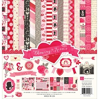 Echo Park - Blowing Kisses Collection - Collection Kit