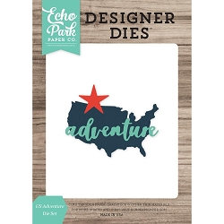 Echo Park - Designer Dies - US Adventures