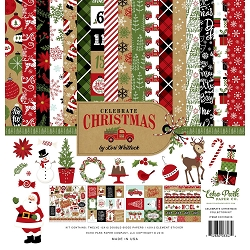 Echo Park - Celebrate Christmas Collection - Collection Kit