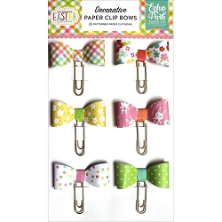 Echo Park - Celebrate Easter Collection - Paper Clip Bows