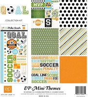 Echo Park - Mini Theme - Goal Collection - Collection Kit