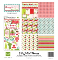 Echo Park Paper - Happy Holidays Collection - By Lori Whitlock - Collection Kit
