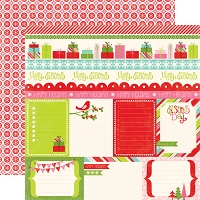 Echo Park Paper - Happy Holidays Collection - By Lori Whitlock - 12