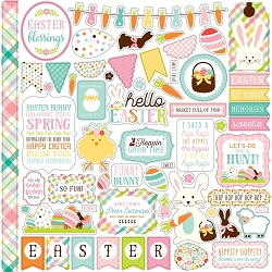 Echo Park - Hello Easter Collection - 12