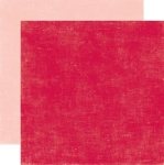 Echo Park - Holly Jolly - Distressed Paper-Candy Cane Red/Peppermint Pink