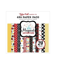 Echo Park - Magical Adventure Collection - 6x6 Paper Pad :)