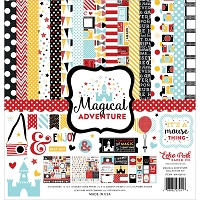 Echo Park - Magical Adventure Collection - Collection Kit