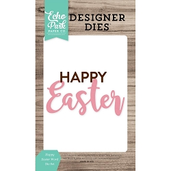 Echo Park - Designer Dies - Happy Easter