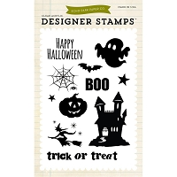 Echo Park - Boo Clear Stamps