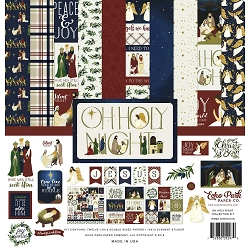 Echo Park - Oh Holy Night Collection  - Collection Kit