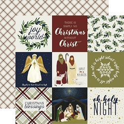 Echo Park - Oh Holy Night Collection - 12
