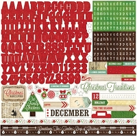 Echo Park - Reflections Christmas Collection by Lori Whitlock - 12