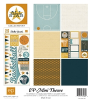 Echo Park - EP Mini Themes Collection Kit - All Star