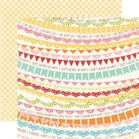 Echo Park - Hello Summer by Lori Whitlock -Paper - Banners