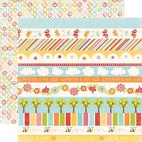 Echo Park - Hello Summer by Lori Whitlock -Paper - Borders