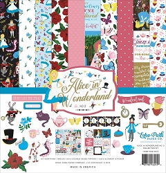 Echo Park - Alice in Wonderland Collection  - Collection Kit