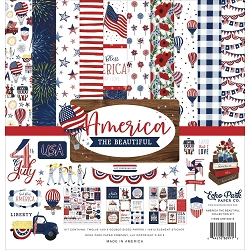 Echo Park - America The Beautiful Collection - Collection Kit