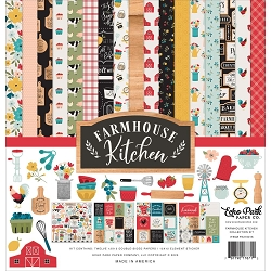 Echo Park - Farmhouse Kitchen Collection  - Collection Kit