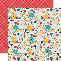 Echo Park - Farmhouse Kitchen Collection - Farmhouse Floral 12