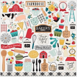Echo Park - Farmhouse Kitchen Collection - 12
