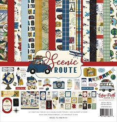 Echo Park - Scenic Route Collection  - Collection Kit
