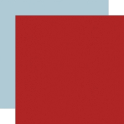 Echo Park - Scenic Route Collection - Red/Sky Blue 12