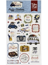 Echo Park - Scenic Route Collection - Puffy Stickers