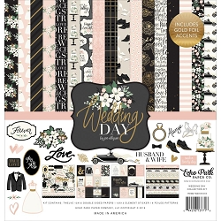 Echo Park - Wedding Day Collection - Collection Kit