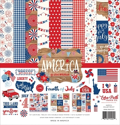 Echo Park - America Collection  - Collection Kit